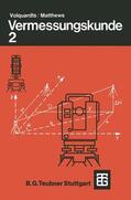 Volquardts / Matthews    Vermessungskunde   Buch    Sack Fachmedien