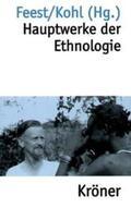 Feest / Kohl    Hauptwerke der Ethnologie   eBook   Sack Fachmedien