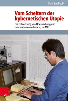 Booß | Vom Scheitern der kybernetischen Utopie | Buch | sack.de