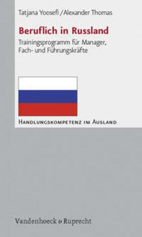 Yoosefi / Thomas | Beruflich in Russland | Buch | sack.de