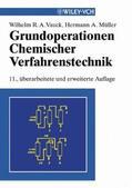 Vauck / Müller    Grundoperationen chemischer Verfahrenstechnik   Buch    Sack Fachmedien