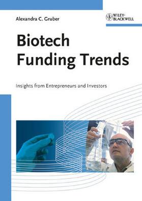 Gruber | Biotech Funding Trends | Buch | sack.de