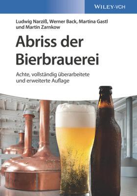 Narziß / Back / Gastl | Abriss der Bierbrauerei | Buch | sack.de