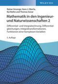 Ansorge / Oberle / Rothe |  Mathematik in den Ingenieur- und Naturwissenschaften 2 | Buch |  Sack Fachmedien
