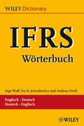 Wulf / Jermakowicz / Eiselt IFRS-Wörterbuch / -Dictionary   Sack Fachmedien