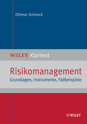 Schneck | Risikomanagement | Buch | sack.de
