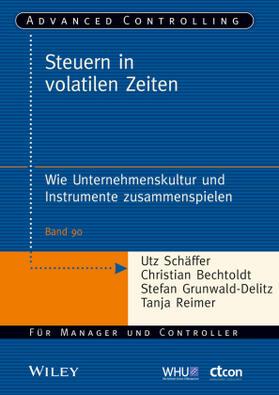Schäffer / Bechtoldt / Grunwald-Delitz | Steuern in volatilen Zeiten | Buch | sack.de
