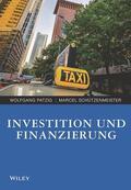 Patzig / Schützenmeister |  Investition und Finanzierung für Wirtschaftswissenschaftler | Buch |  Sack Fachmedien