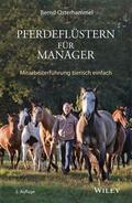 Osterhammel    Pferdeflüstern für Manager   Buch    Sack Fachmedien