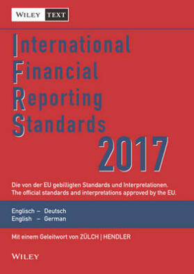 International Financial Reporting Standards (IFRS) 2017 | Buch | Sack Fachmedien