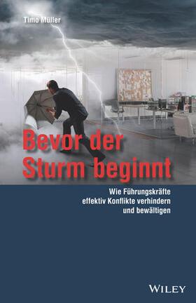 Müller | Bevor der Sturm beginnt | Buch | sack.de