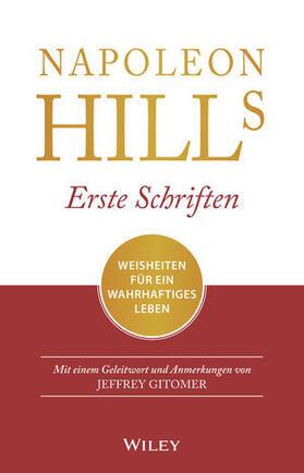 Hill / Gitomer | Napoleon Hills erste Schriften | Buch | sack.de