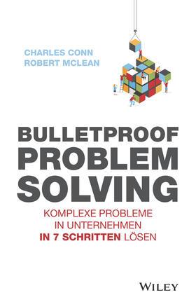 Conn / McLean | Bulletproof Problem Solving | Buch | sack.de