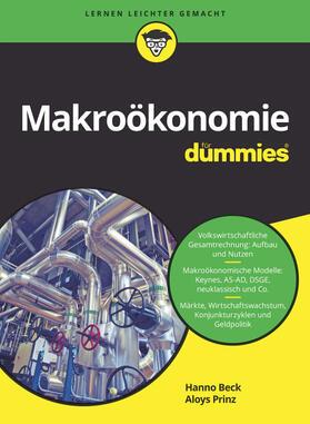 Beck / Prinz | Makroökonomie für Dummies | Buch | Sack Fachmedien