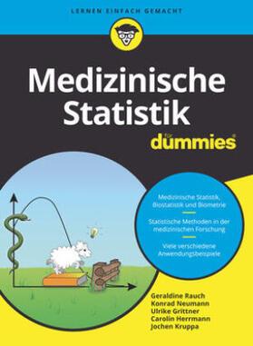 Rauch / Kruppa / Grittner | Medizinische Statistik für Dummies | Buch | sack.de