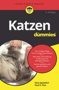 Spadafori / Pion |  Katzen für Dummies | Buch |  Sack Fachmedien