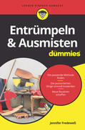Fredeweß |  Entrümpeln & Ausmisten für Dummies | Buch |  Sack Fachmedien