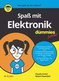 Ermel / Rosenfeld |  Spaß mit Elektronik für Dummies Junior | Buch |  Sack Fachmedien