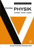 Böge |  Physik | Buch |  Sack Fachmedien