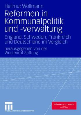 Wollmann | Reformen in Kommunalpolitik und -verwaltung | Buch | sack.de