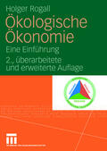Rogall |  Ökologische Ökonomie | Buch |  Sack Fachmedien