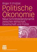 Priddat |  Politische Ökonomie | Buch |  Sack Fachmedien