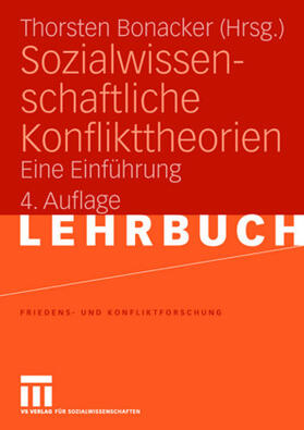 Bonacker | Sozialwissenschaftliche Konflikttheorien | Buch | sack.de