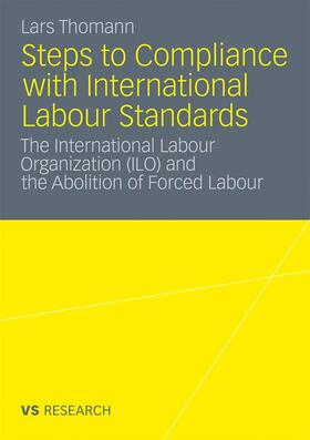Thomann   Steps to Compliance with International Labour Standards   Buch   sack.de