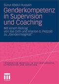 Abdul-Hussain |  Genderkompetenz in Supervision und Coaching | Buch |  Sack Fachmedien