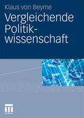 von Beyme    Vergleichende Politikwissenschaft   Buch    Sack Fachmedien