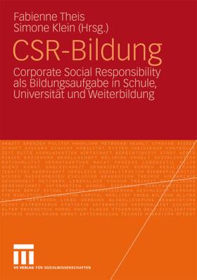 Klein / Theis | CSR-Bildung | Buch | sack.de