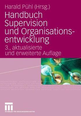 Pühl | Handbuch Supervision und Organisationsentwicklung | Buch | sack.de