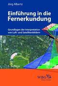 Albertz |  Einführung in die Fernerkundung | Buch |  Sack Fachmedien