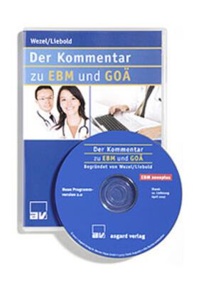 Wezel / Liebold / Wezel | Der Kommentar zu EBM und G0Ä - DVD | Sonstiges | sack.de