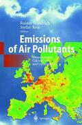 Reis / Friedrich |  Emissions of Air Pollutants | Buch |  Sack Fachmedien