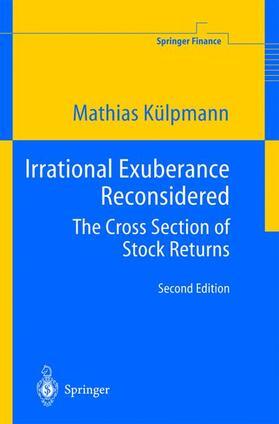 Külpmann | Irrational Exuberance Reconsidered | Buch | sack.de
