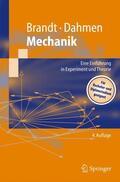 Brandt / Dahmen |  Mechanik | Buch |  Sack Fachmedien