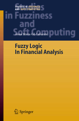 Gil-Lafuente   Fuzzy Logic in Financial Analysis   Buch   sack.de