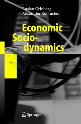 Grinberg / Rubinstein   Economic Sociodynamics   Buch   sack.de