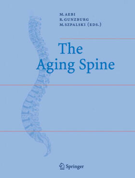 Aebi / Gunzburg / Szpalski | The Aging Spine | Buch | sack.de