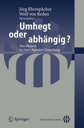 Eberspächer / von Reden   Umhegt oder abhängig?   Buch   sack.de
