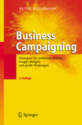Metzinger |  Business Campaigning | Buch |  Sack Fachmedien