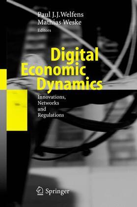 Welfens / Weske | Digital Economic Dynamics | Buch | sack.de