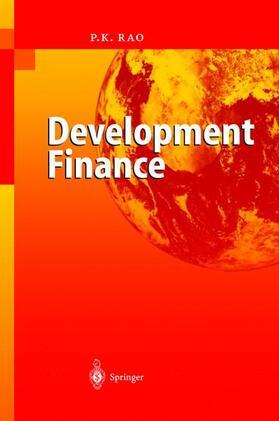 Rao   Development Finance   Buch   sack.de