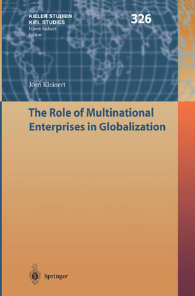 Kleinert | The Role of Multinational Enterprises in Globalization | Buch | sack.de