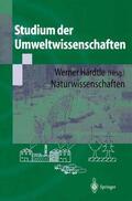 Härdtle |  Studium der Umweltwissenschaften | Buch |  Sack Fachmedien