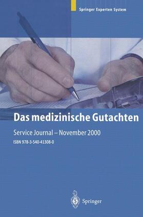 Dorfler   Das medizinische Gutachten   Buch   sack.de