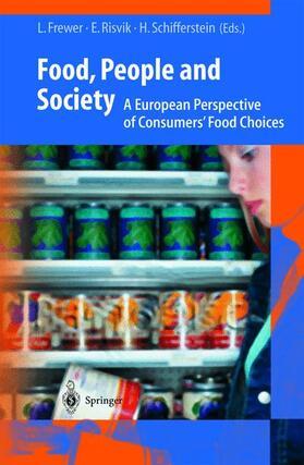Frewer / Risvik / Schifferstein | Food, People and Society | Buch | sack.de