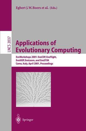 Boers / Cagnoni / Gottlieb | Applications of Evolutionary Computing | Buch | sack.de