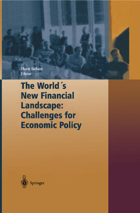 Siebert | The World's New Financial Landscape: Challenges for Economic Policy | Buch | sack.de